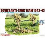 Soviet Anti-Tank Team, 1942-43