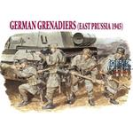German Grenadiers Ostpreußen 45