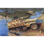 Sd.Kfz. 250/8 NEU 7,5cm Stummel