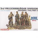3rd. Fallschirmjäger Div. (Ardennen 44)