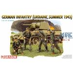 German Infantry Ukraine Summer 1943