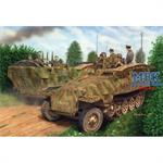 Sd.Kfz. 251/7 Ausf. D Pionierpanzerwagen (3 in 1)