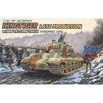 Königstiger late- Ardennenoffensive
