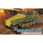 Sd.Kfz. 251/16 Ausf. D Flammpanzerwagen w/New Tool