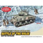 Shermann M4A3(76) - Battle of the Bulge