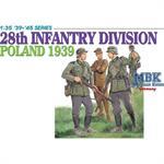 28.Infantry-Division, Poland 1939