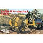 3cm Flak 103/38 with Trailer