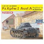 Panzer I Ausf. A mit Interior