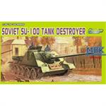 Russian SU-100 Tank Destroyer ~ Premium Edition