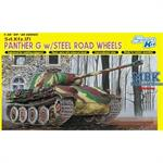 Panther G w/Steel Road Wheels