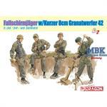 Fallschirmjäger mit 8cm Mörser - Gen 2