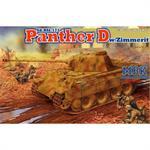 Panther Ausf. D mit Zimmerit