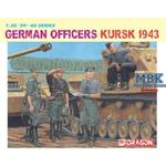 German Officers Kursk 1943