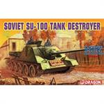 SU-100 Tank Destroyer