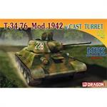 T-34/76 Mod. 1942 w/ Cast Turret