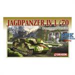Jagdpanzer IV L/70 Command Version w/Aluminum Barr