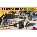 HMMWV M1025 ASK w/ LRAS3 & w/ Loudspeaker