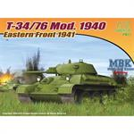T-34/76 Mod. 1940 Professional Serie