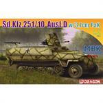 Sd.Kfz. 251/10 Ausf. D mit 3,7cm PAK