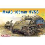 Sherman M4A3 105mm HVSS