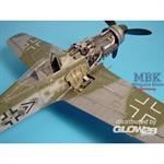 Focke-Wulf Fw 190D Waffenschacht