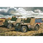 1/4ton 4x4 Armored Truck Jeep (Twin Pack)