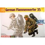 German Flammenwerfer 35 1:6