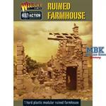 Bolt Action: Ruined Farmhouse