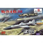 Kh-28 & Kh-28E rockets NATO code 'AS-9 Kyle'