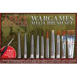 The Army Painter: Mega Brush Set - Pinsel Set