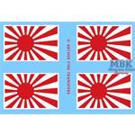 Japanische Marineflagge