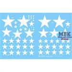 U.S. Sterne für leichte und mittelschwere Fahrzeu