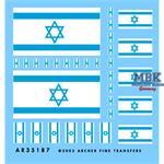 Israelische Flaggen