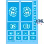 UN Flaggen Sammlung