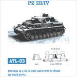 Panzer III (H-J) / IV (E) Einsatz 1940-1941