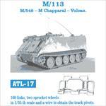 M 113 / M 548 track