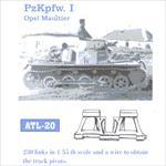 Panzer I / Maultier