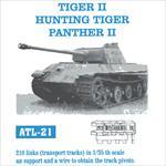 Transportkette Königstiger / Panther II