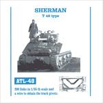 Sherman T48 type