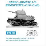 Carro Armato L/6 Semovente 47/32 (L40) Kette
