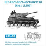 SU-76 / T30/T40/T60/T70 K-61 (LUG) Kette
