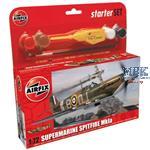 Supermarine Spitfire Mk.Ia Starter Set