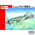 Focke-Wulf Fw 190D-9 JG-9