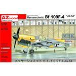 Messerschmitt Bf 109F-4 JG 54
