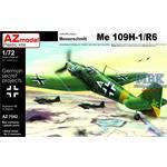 Messerschmitt Bf-109H-1/R6