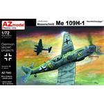 Messerschmitt Bf-109H-1 Nachthöhenjager