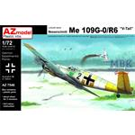 Messerschmitt Bf 109G-0 V-tail/R6