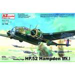 Handley-Page Hampden Mk.I
