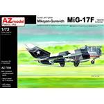 Mikoyan MiG-17F Special schemes