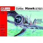 Curtiss Hawk H-75C-1